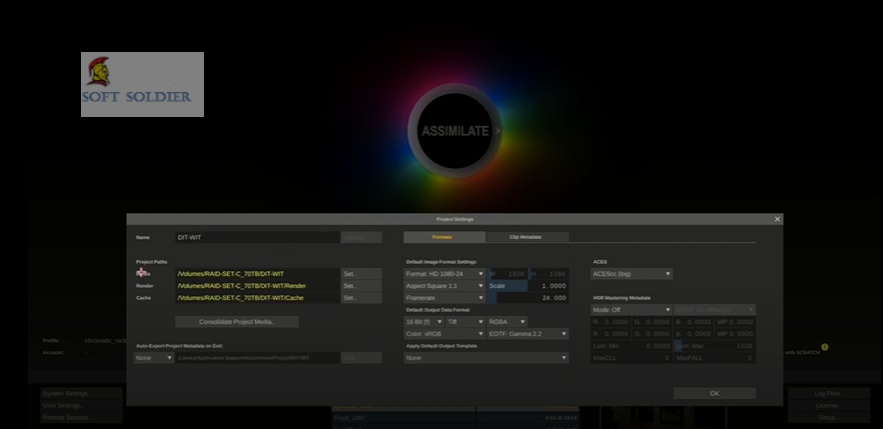 Assimilate Scratch 9.3 Free