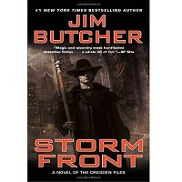 Storm Front by Jim Butcher PDF