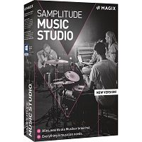 Magix Samplitude Music Studio 2021 Free