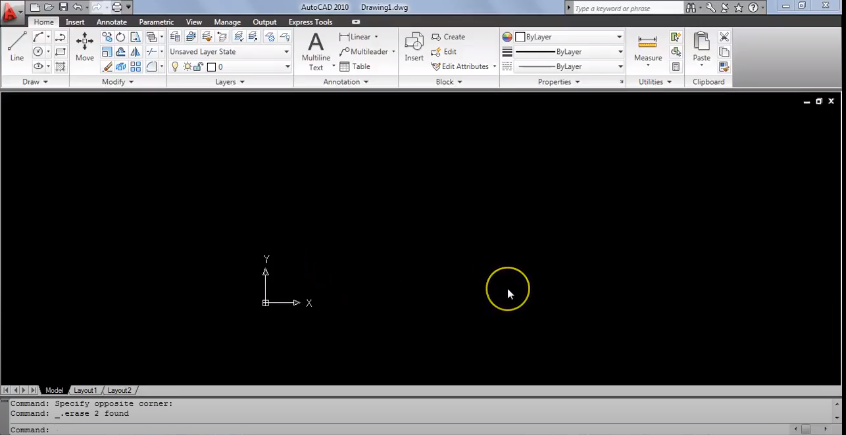 Autodesk AutoCAD 2010 Free Download