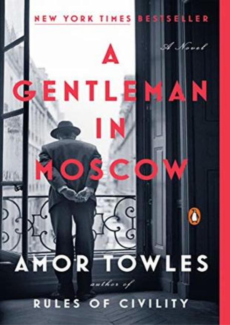 A Gentleman in Moscow by Amor Towles PDF Download