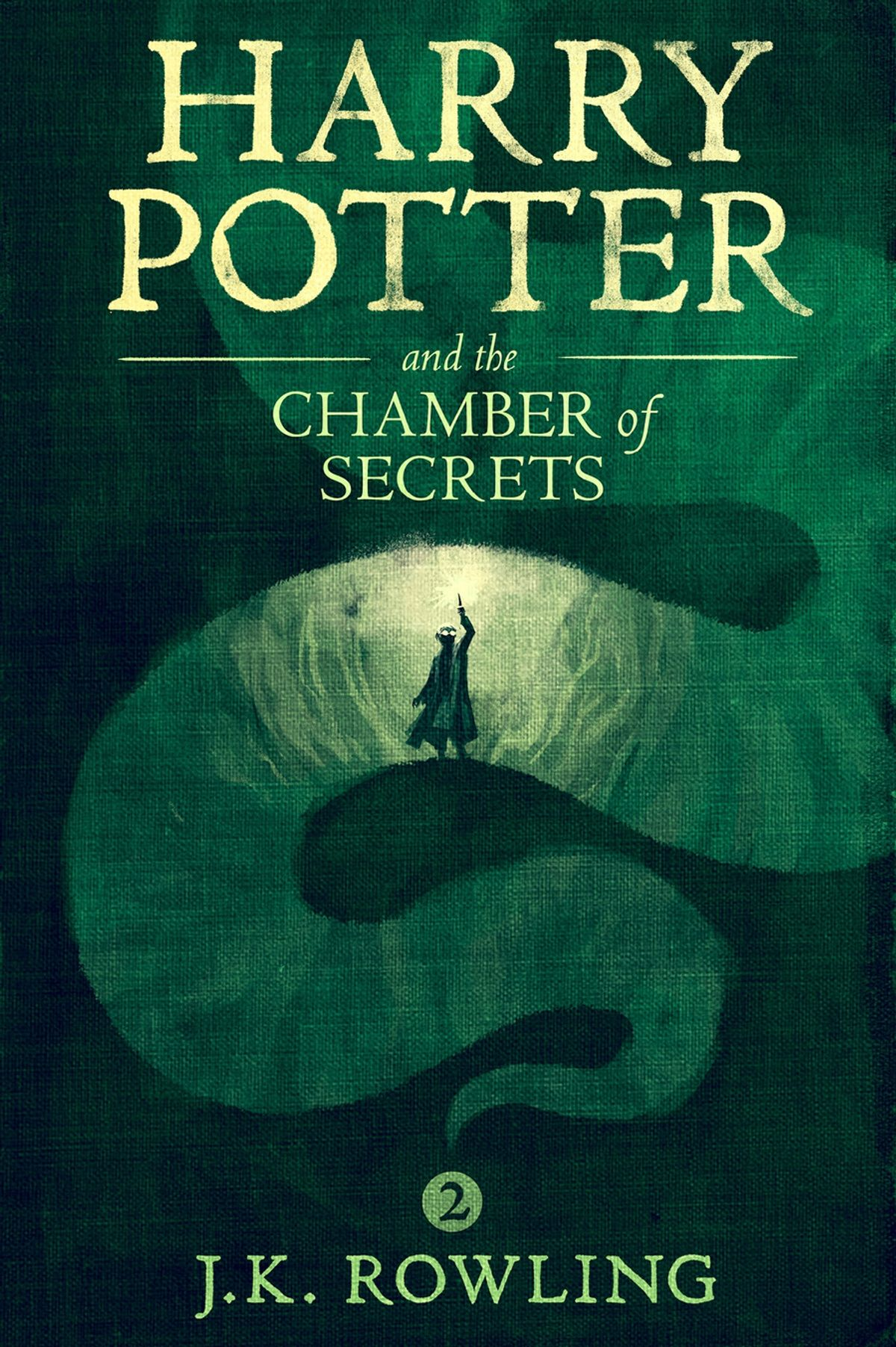 Harry Potter and the Chamber of Secrets by J.K Rowling PDF Download