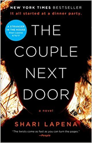 The Couple Next Door by Shari Lapena PDF Download