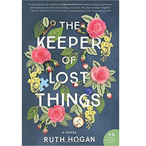 The Keeper of Lost Things by Ruth Hogan PDF