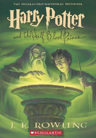 Harry Potter and the Half-Blood Prince by J.K. Rowling PDF