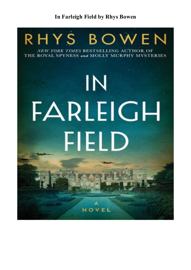 In Farleigh Field by Rhys Bowen PDF Download