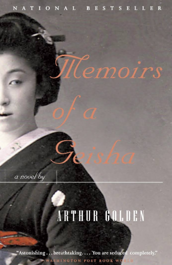 Memoirs Of A Geisha by Arthur Golden PDF Download