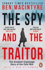 The Spy and the Traitor by Ben Macintyre PDF Download