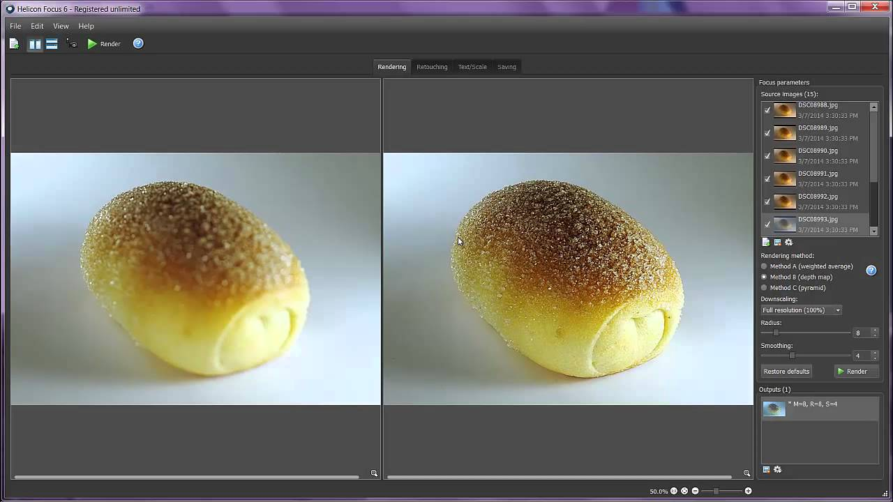 Image result for Helicon Focus Pro 7