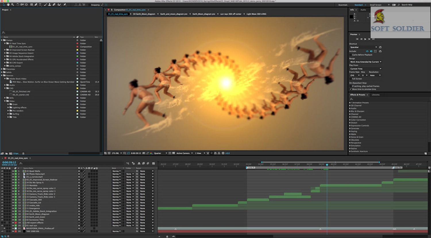 Adobe After Effects CC 2020 v17.0