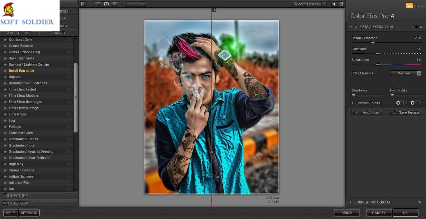 Nik Collection Plugin for Photoshop