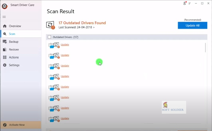 Smart Driver Care PRO 1.0.0 Free Download