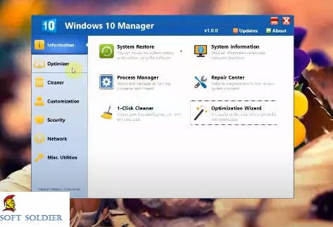 Windows 10 Manager 3.3.1 Free Download