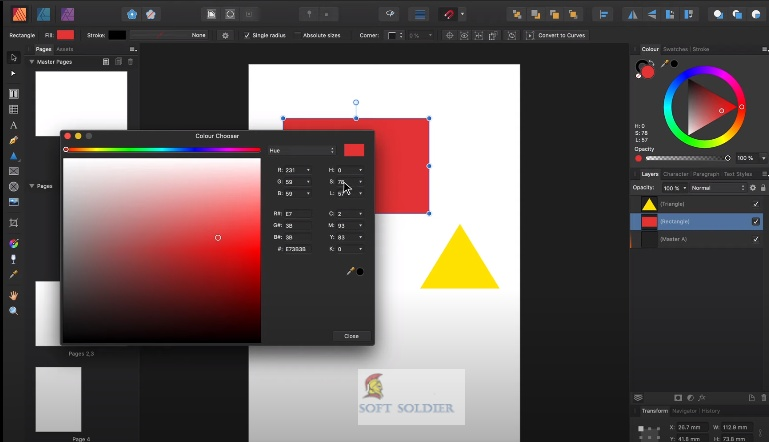 Serif Affinity Publisher 1.8.5 Free Download