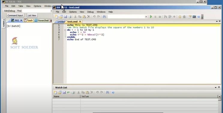 JP Software Take Command 27 Free