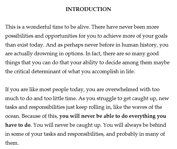 Eat That Frog! by Brian Tracy PDF