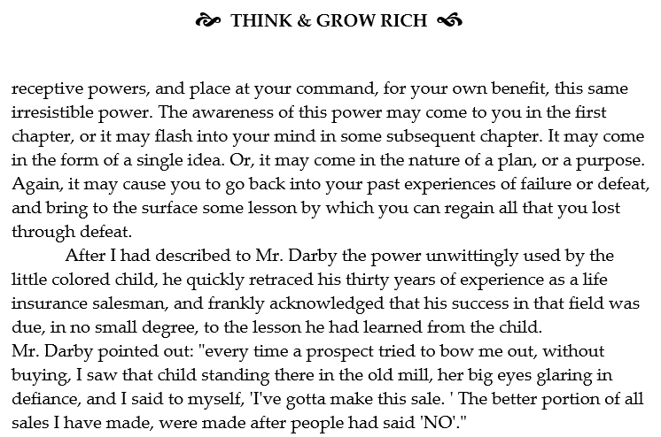 Think and Grow Rich by Napoleon Hill PDF Download