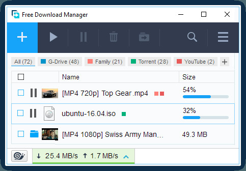 Free Download Manager 6.13 Free