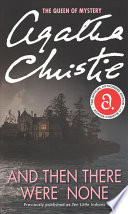 And Then There Were None by Agatha Christie PDF Download