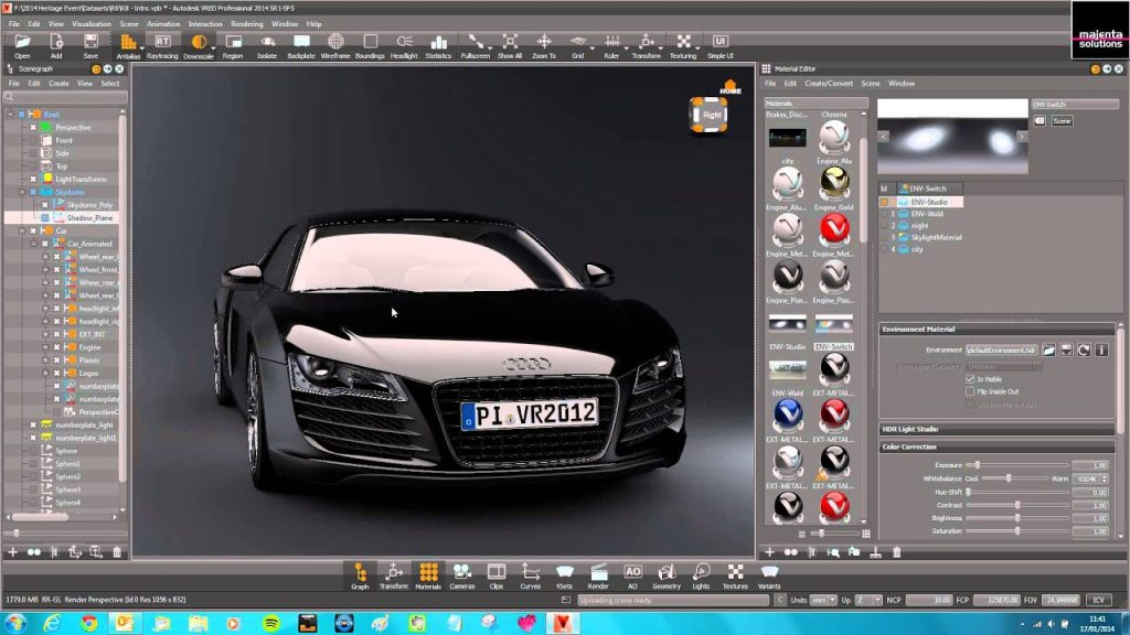 Autodesk VRED Professional Free Download