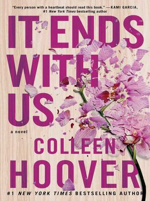 It Ends with Us by Colleen Hoover PDF Download