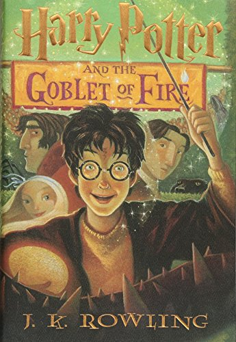 Harry Potter and the Goblet of Fire by J.K. Rowling PDF