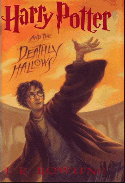 Harry Potter and the Deathly Hallows by J.K. Rowling PDF Download