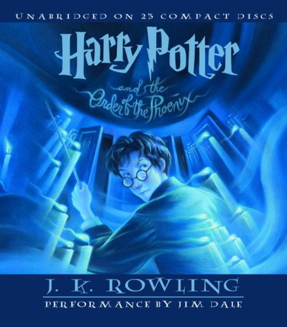 Harry Potter and the Order of the Phoenix by J.K. Rowling PDF Download