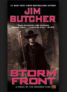 Storm Front by Jim Butcher PDF Download