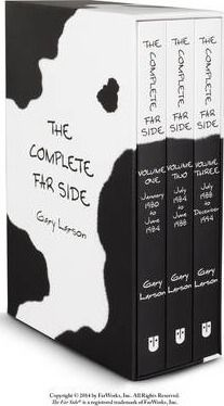 The Complete Far Side by Gary Larson PDF Download