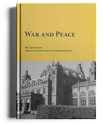 War and Peace by Leo Tolstoy PDF Download