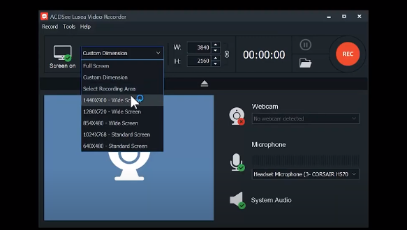 ACDSee Luxea Video Editor 6 Free Download