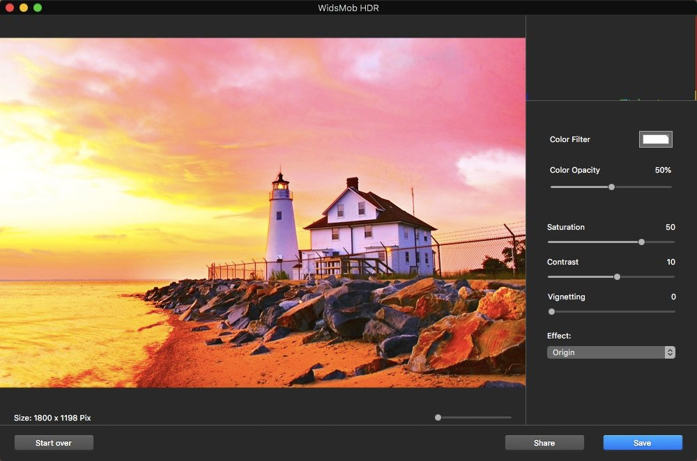 WidsMob HDR 2021 Free Download