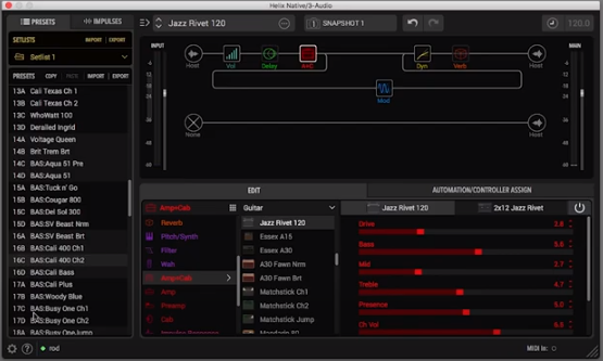 Line 6 Helix Native 3 Free Download