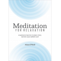 Meditation for Relaxation by Adam O'Neill PDF Download