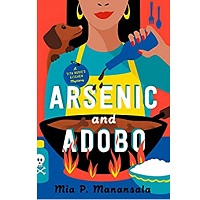 Arsenic and Adobo by Mia P. Manansala PDF Download
