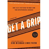 Get A Grip by Gino Wickman PDF Download