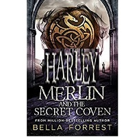 Harley Merlin and the Secret Coven by Bella Forrest PDF Download