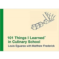 101 Things I Learned in Culinary School by Louis Eguaras PDF Download