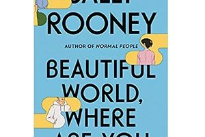 Beautiful World Where Are You by Sally Rooney PDF Download