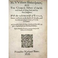 King Lear By William Shakespeare PDF Download