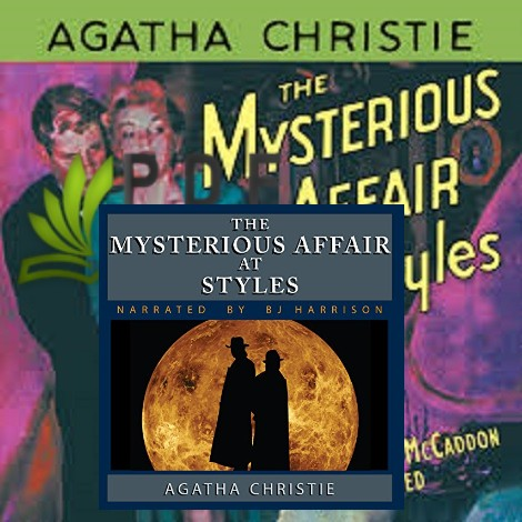 The Mysterious Affair at Styles By Agatha Christie ePub Download