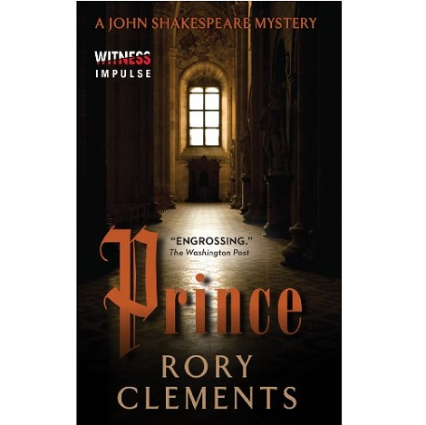 Prince and a Spy by Rory Clements ePub Download