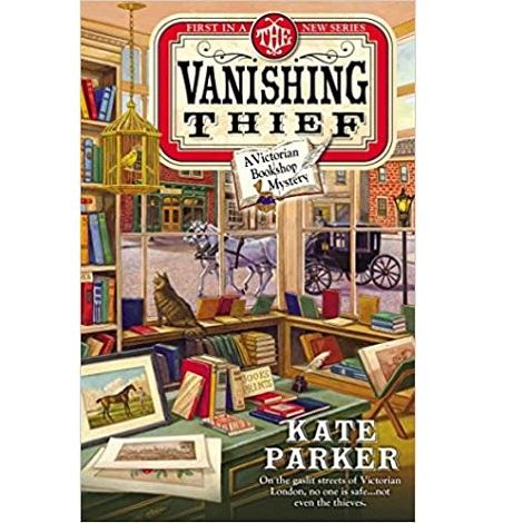 The Vanishing Thief by Kate Parker ePub Download