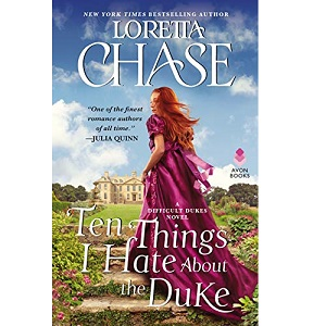 Ten Things I Hate About the Duke by Loretta Chase ePub Download