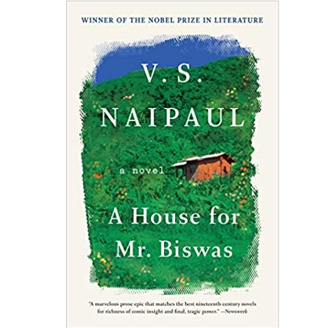 A House for Mr. Biswas by V. S. Naipaul ePub Download