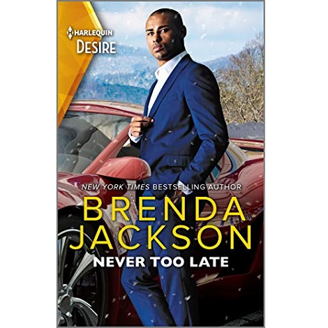 Never Too Late by Brenda Jackson ePub Download