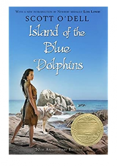 Island of the Blue Dolphins by Scott O'Dell ePub Download