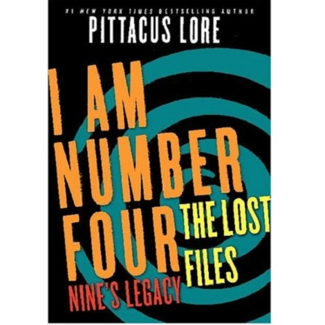 Nine's Legacy by Pittacus Lore ePub Download