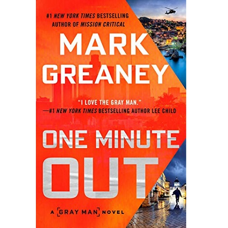 One Minute Out by Mark Greaney ePub Download